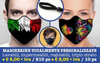Fully customized masks