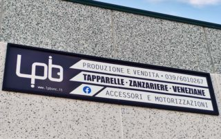 LPB Tapparelle, Zanzariere e Veneziane