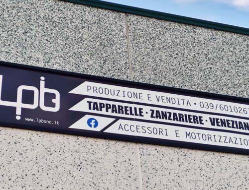 LPB Tapparelle e Zanzariere